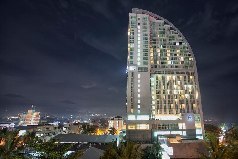 Best Western The Lagoon Hotel Manado - Building BW