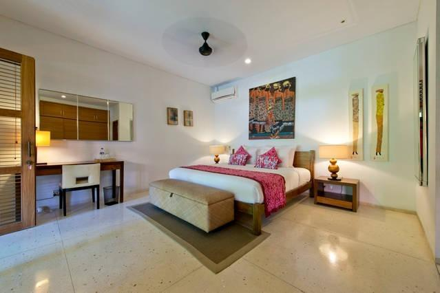 Villa Kinaree Estate Seminyak - Bedroom