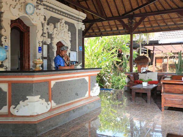Sukun Bali Cottages Bali - lobi