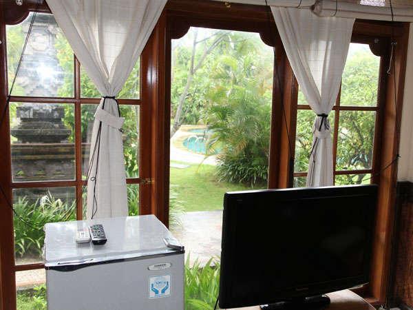 Sukun Bali Cottages Bali - Lihat dari kamar superior
