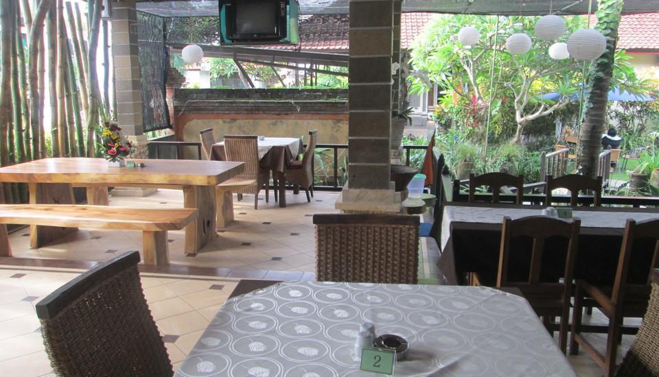 Sukun Bali Cottages Bali - Restoran warung batan sukun