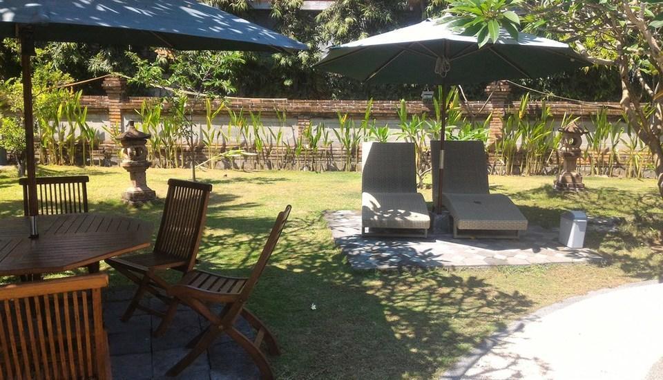 Sukun Bali Cottages Bali - Kolam Renang 2