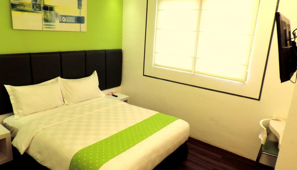 Arbor Biz Hotel Makassar - Deluxe Room Only Last Minute Disc 10% - Free Welcome Drink