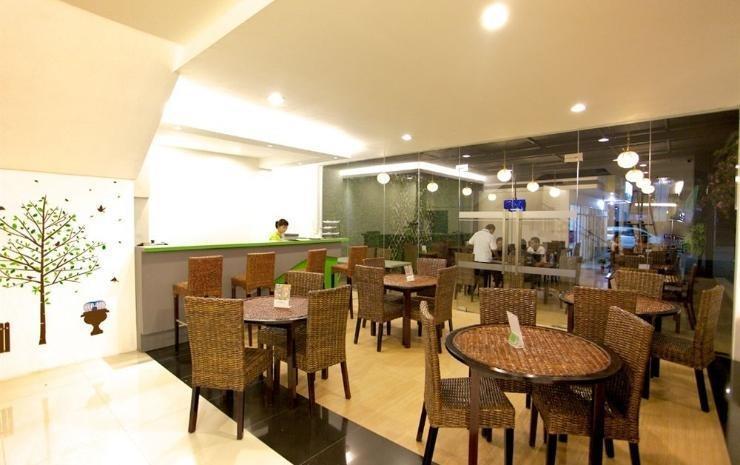 Arbor Biz Hotel Makassar - Resto