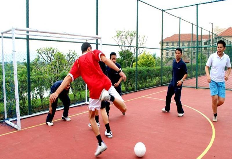 Mason Pine Hotel Bandung - Futsal field