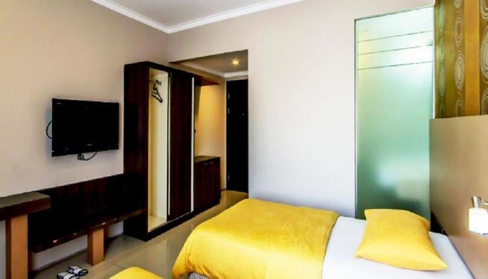 Andelir Hotel Bandung - Deluxe Twin  The Deals