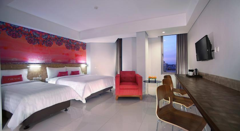 favehotel Makassar - Family Room Regular Plan