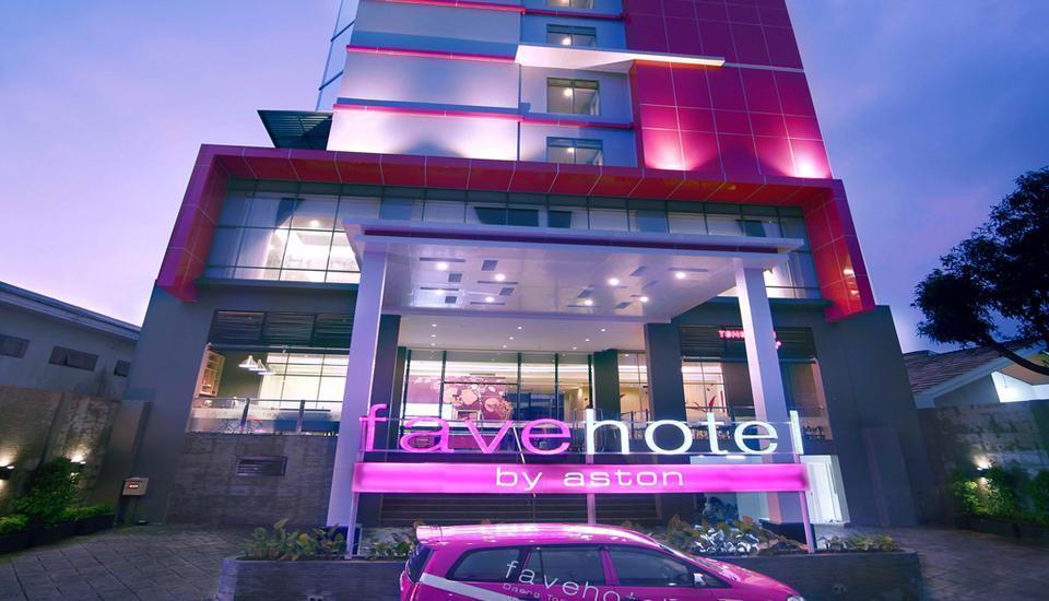 favehotel Makassar - Exterior