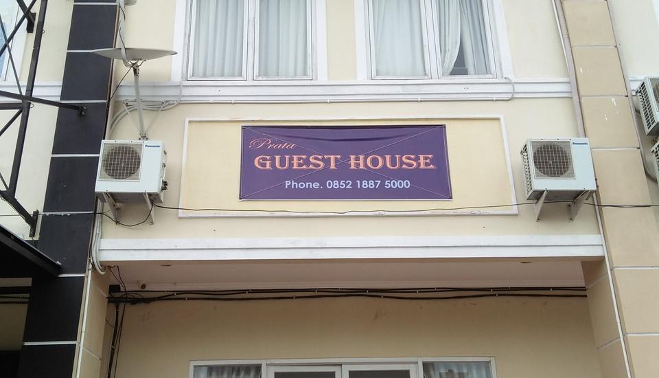 Prata Guest House Balikpapan - Tampilan Luar Hotel