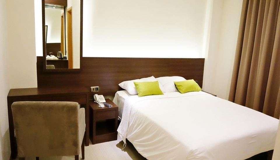 Green Eden Hotel Manado - Superior Double Room Regular Plan