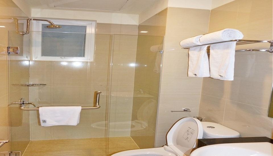 Green Eden Hotel Manado - Kamar mandi