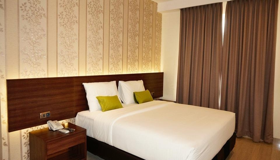 Green Eden Hotel Manado - Suite Room Floor 1 & 2 Regular Plan