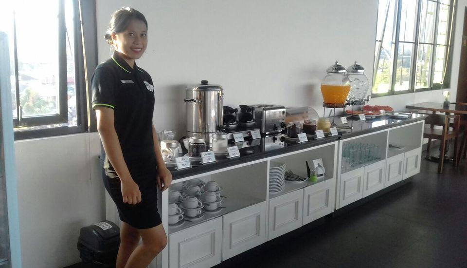 Green Eden Hotel Manado - Sarapan Pagi