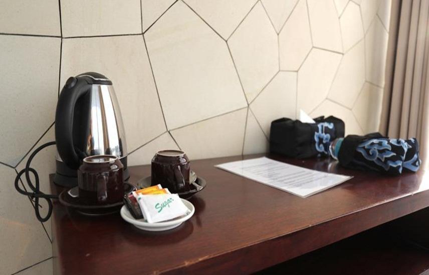 808 Residence Bali - Pembuat kopi dan teh