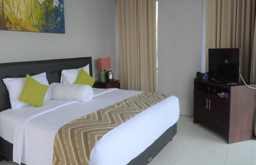 808 Residence Bali - Kamar tamu