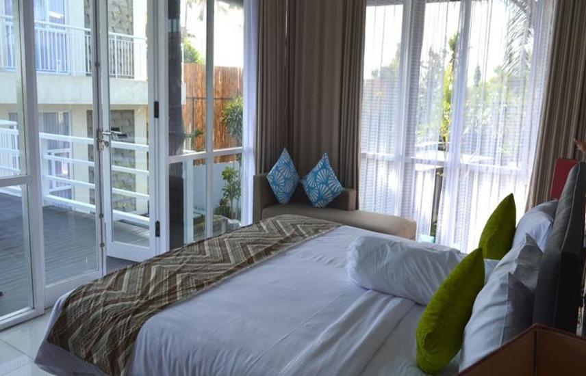 808 Residence Bali - Deluxe Room with Balcony Regular Plan
