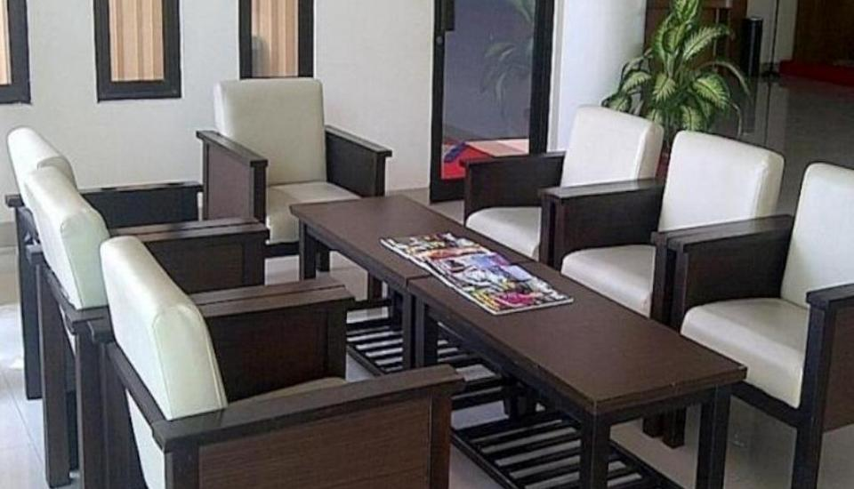 Parai Puri Tani Hotel Palembang - Lobby