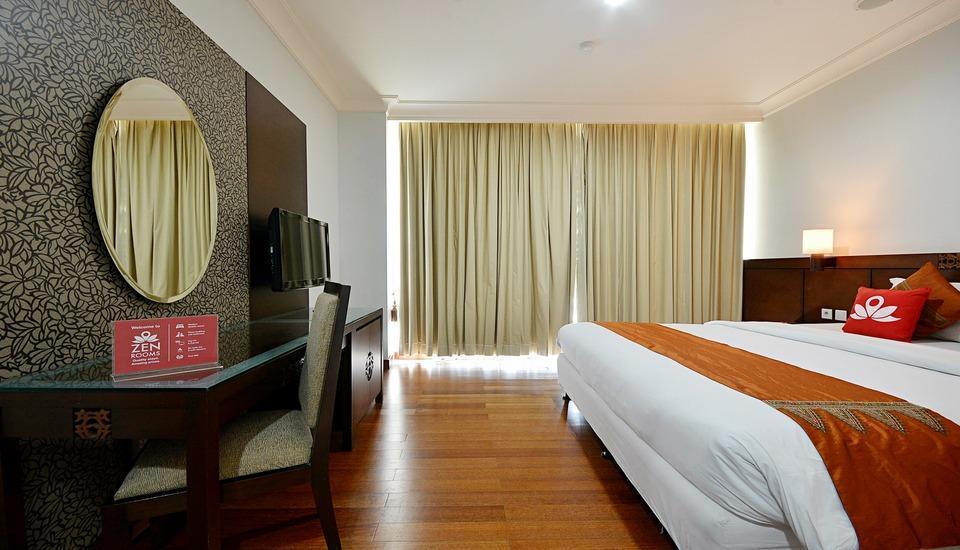 ZEN Premium Menteng Gondangdia Jakarta - Ranjang Ganda