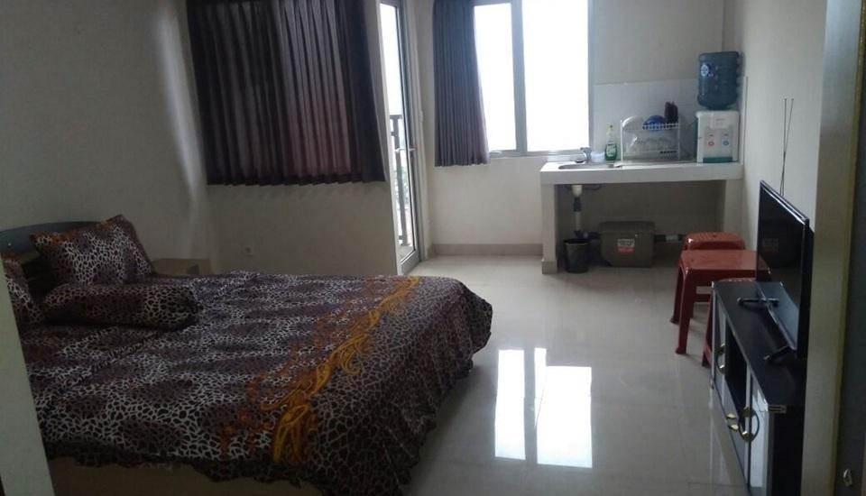 Sudirman Suite Bandung - Kamar Tidur