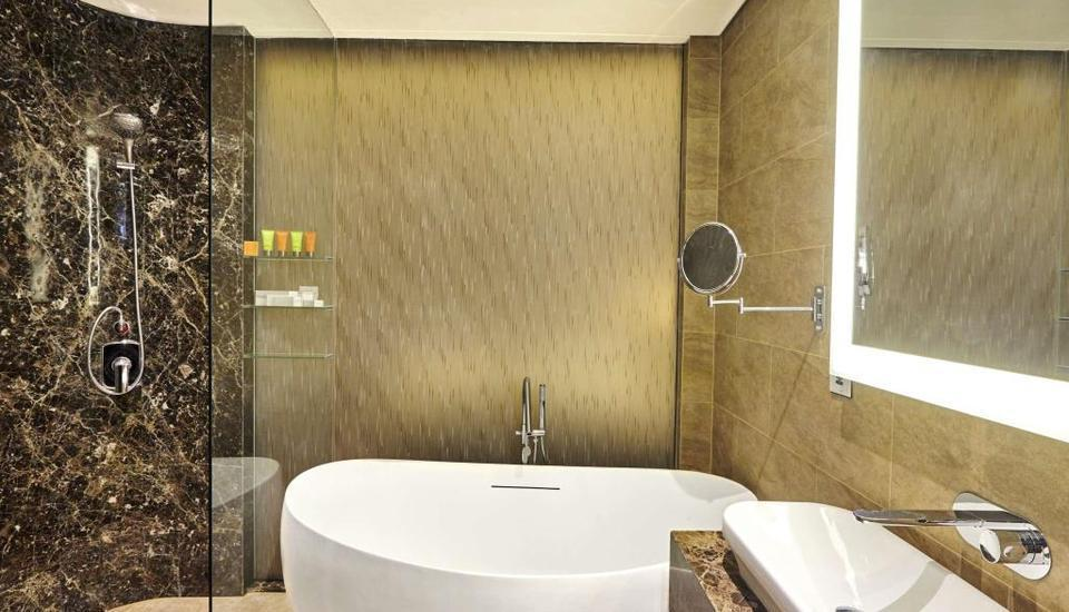 Ashley Hotel Jakarta Jakarta - Kamar mandi