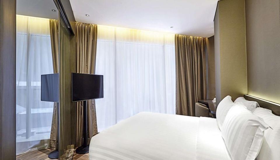 Ashley Hotel Jakarta Jakarta - Deluxe Queen Last Minute Deal