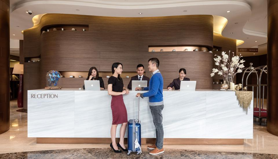 Ashley Hotel Jakarta Jakarta - RECEPTION