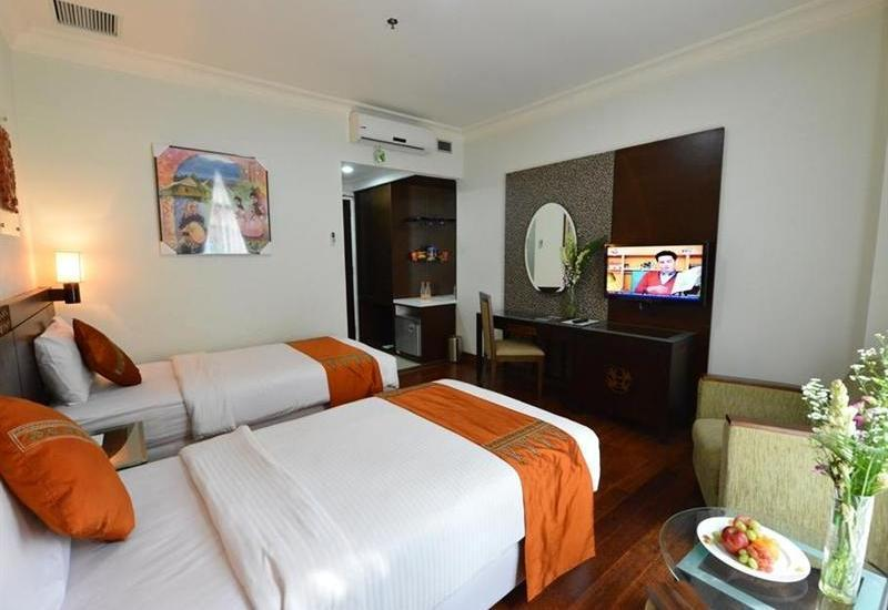 Amazing Koetaradja Jakarta - Deluxe Twin or Double Regular Plan