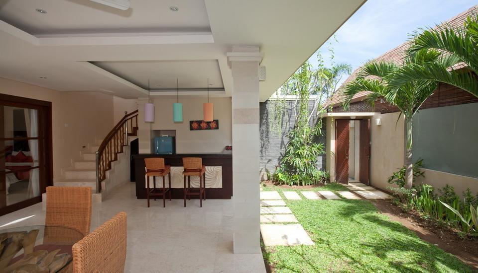 VIlla Harmony Bali - satu kamar tamu