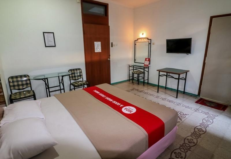 NIDA Rooms Genteng Bambu Runcing Surabaya - Double Room Single Occupancy Regular Plan