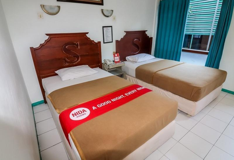 NIDA Rooms Genteng Bambu Runcing Surabaya - Double Room Double Occupancy Regular Plan