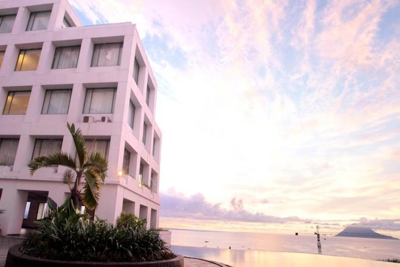 Hotel Aryaduta Manado - Pemandangan