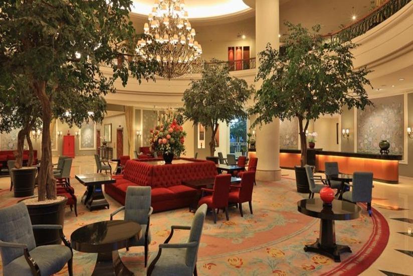 Hotel Aryaduta Manado - Lobi