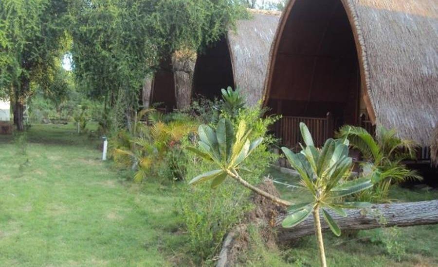 Lumbung Garden Gili Meno Lombok - Eksterior