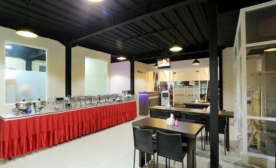 Nutana Hotel Lombok Lombok - Restoran
