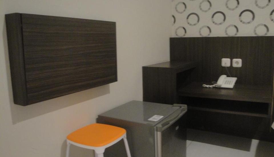 Nutana Hotel Lombok Lombok - Room facilities