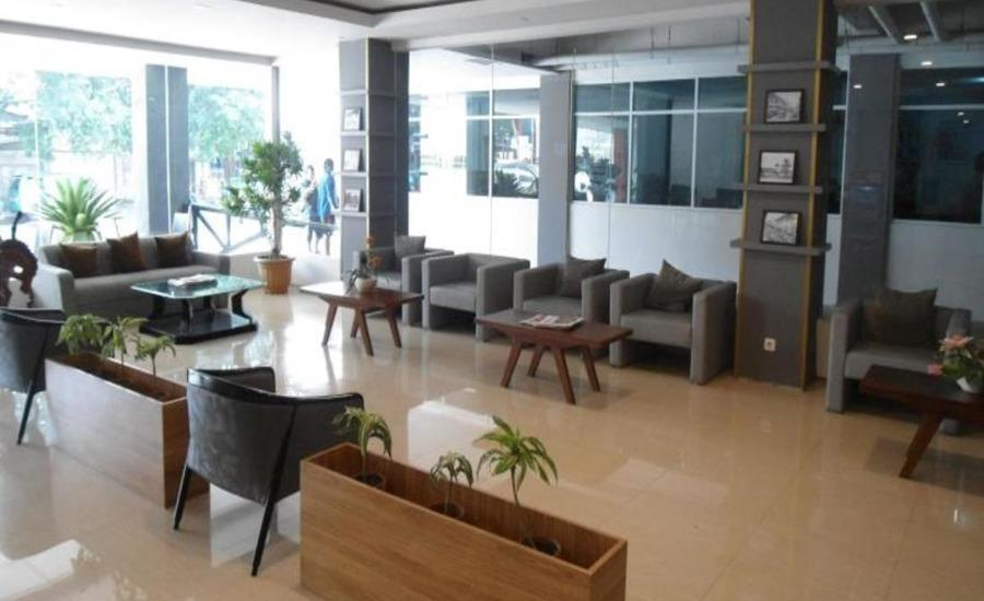 New Moonlight Hotel Bandung - Interior