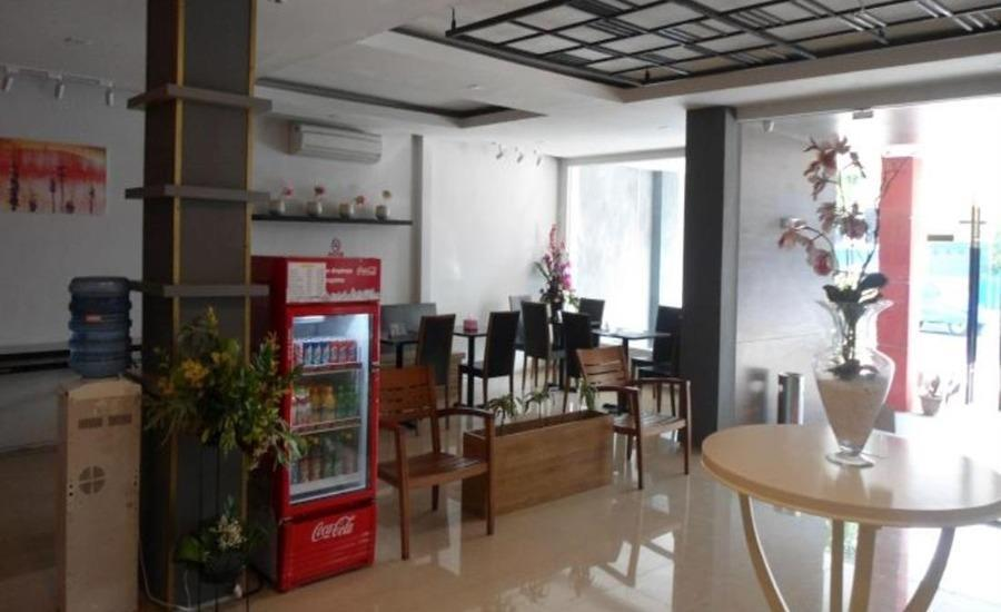 New Moonlight Hotel Bandung - Interior