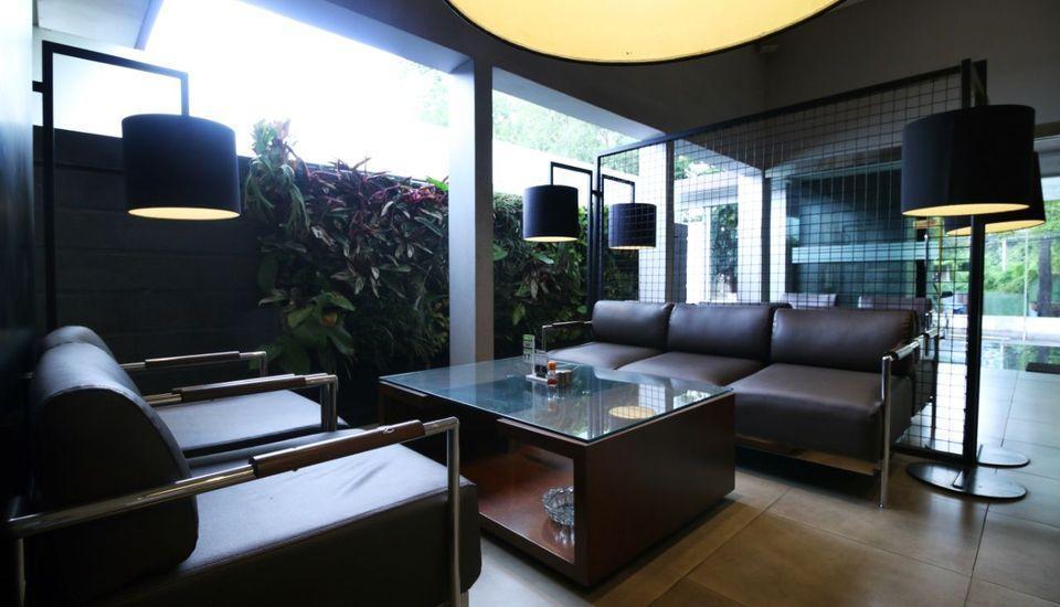 Hotel Nyland Cipaganti - Lobby