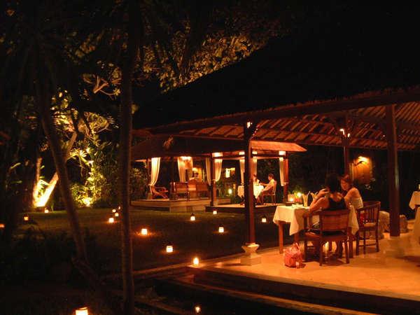 The Pavilions Bali - Restoran