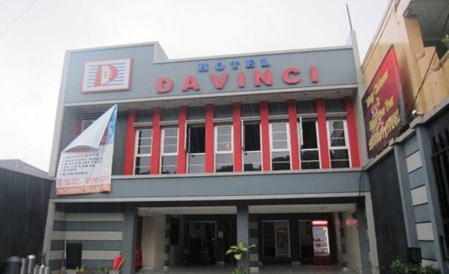 Davinci Hotel Cisarua Bogor - Tampilan Luar Hotel