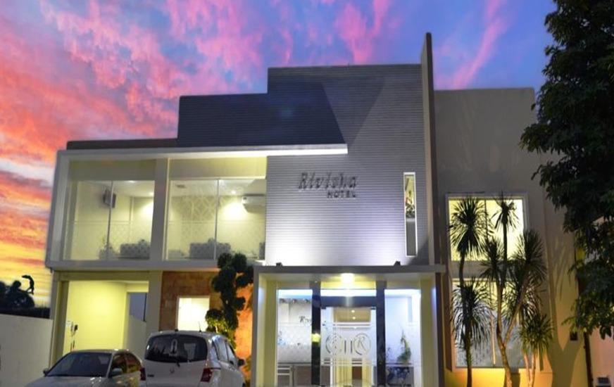 Rivisha Hotel Jogja - Eksterior