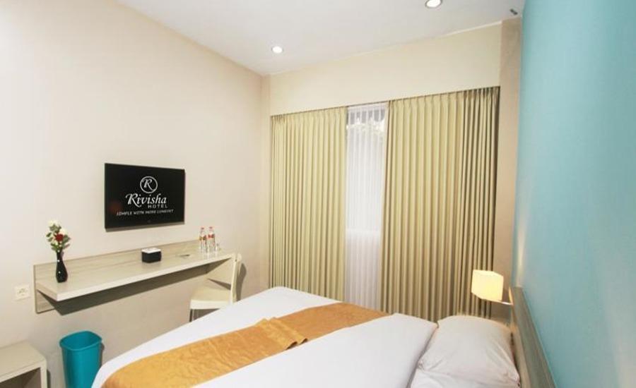 Rivisha Hotel Jogja - Kamar tamu