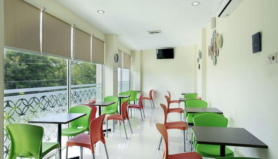 Rivisha Hotel Jogja - lobby 2