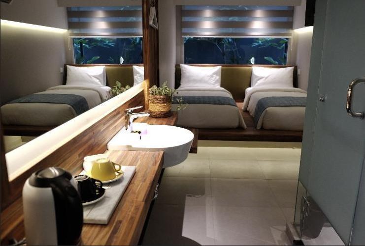 Kollektiv Hotel Bandung - Superior Twin