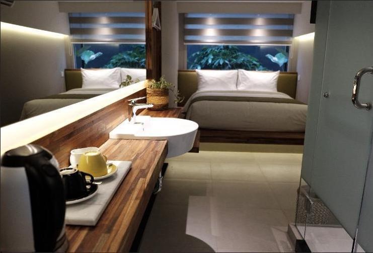 Kollektiv Hotel Bandung - Superior Double