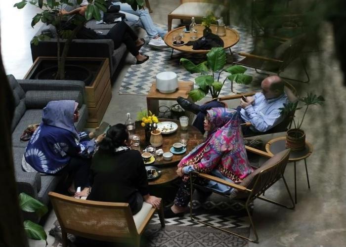 Kollektiv Hotel Bandung - Lobby