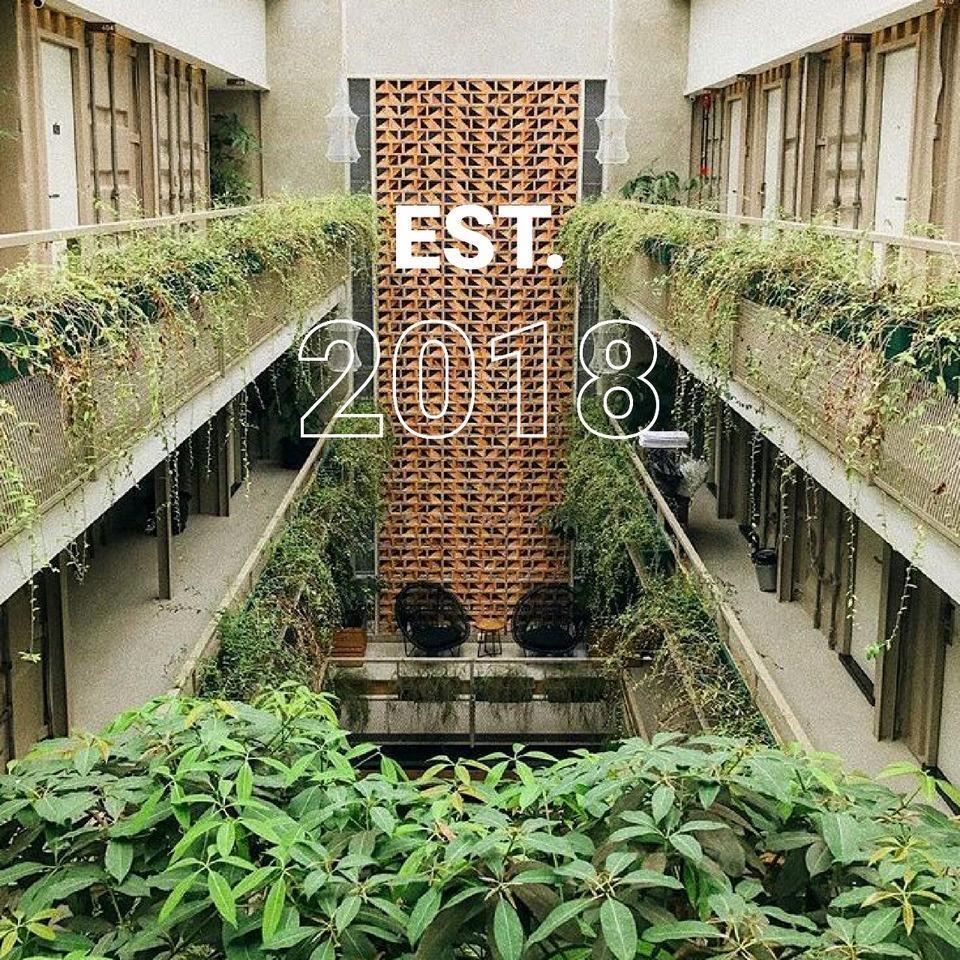 Kollektiv Hotel Bandung - est 2018