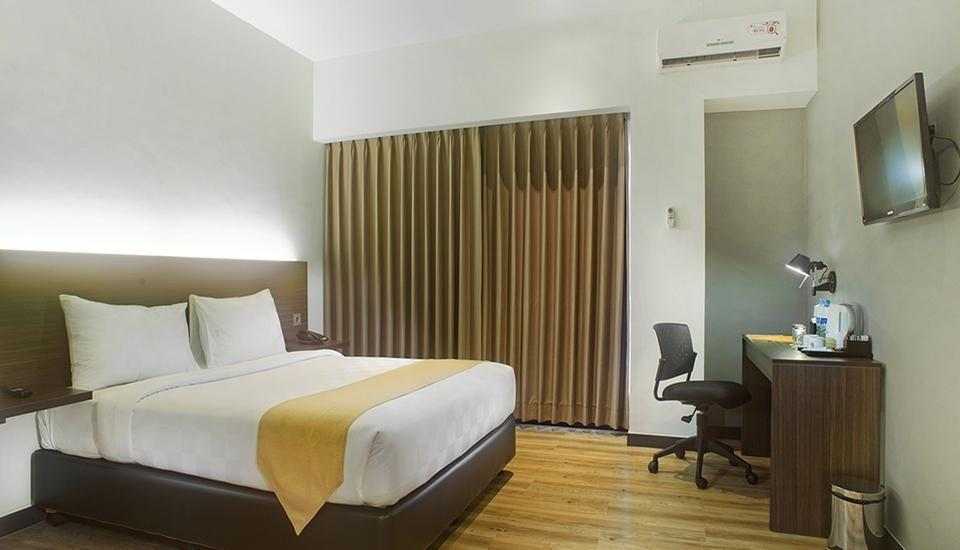 Yunna Hotel Lampung - Deluxe Room Only Regular Plan