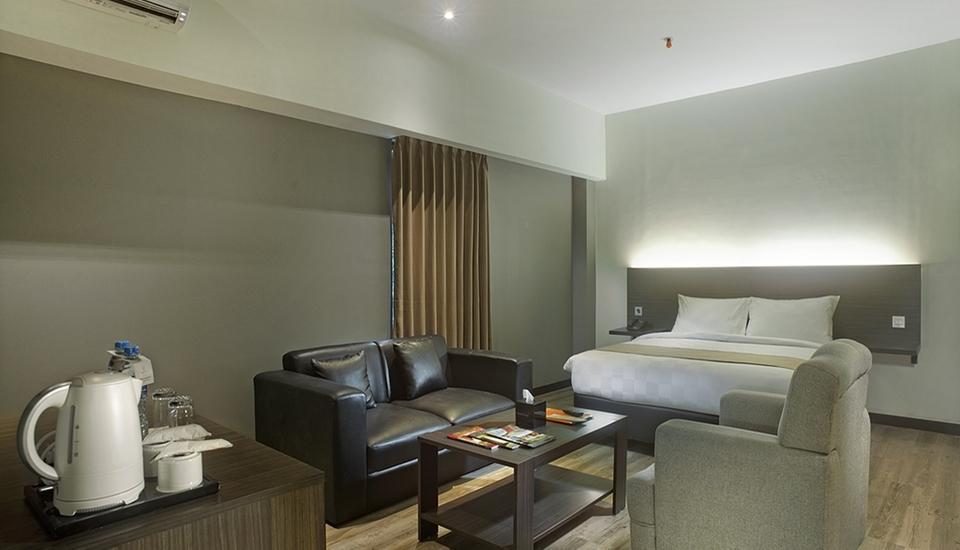Yunna Hotel Lampung - Suite 1 Regular Plan