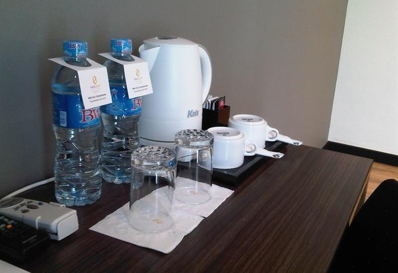 Yunna Hotel Lampung - Welcome Drink